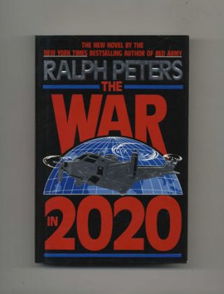 The War in 2020 - 1st Edition/1st Printing