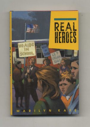 Real Heroes - 1st Edition/1st Printing