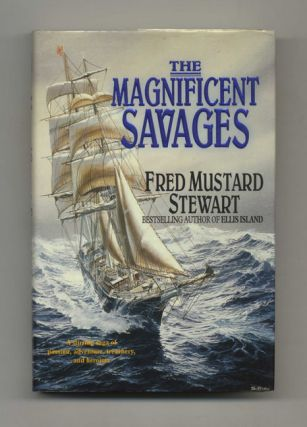 The Magnificent Savages - 1st Edition/1st Printing