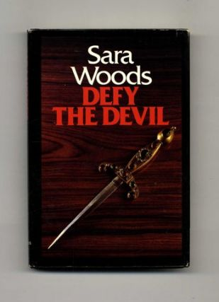 Defy the Devil -1st US Edition/1st Printing