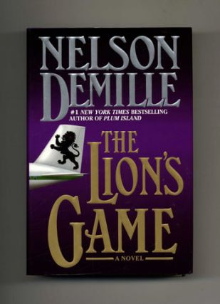 The Lion's Game - 1st Edition/1st Printing