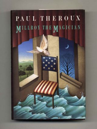 Millroy the Magician. Paul Theroux