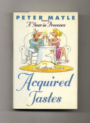 Acquired Tastes - 1st US Edition/1st Printing