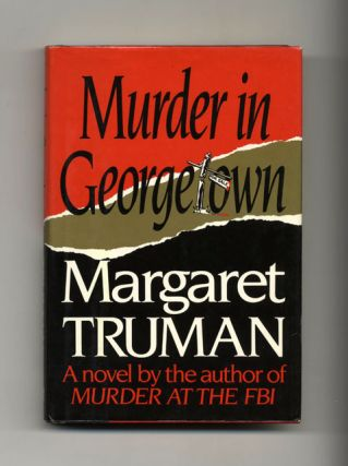 Murder in Georgetown - 1st Edition/1st Printing
