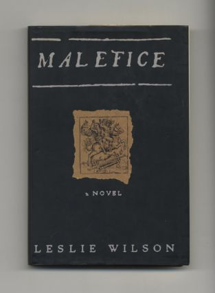 Malefice - 1st US Edition/1st Printing