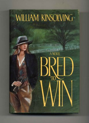 Bred to Win - 1st Edition/1st Printing