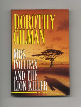 Mrs. Polifax and the Lion Killer - 1st Edition/1st Printing