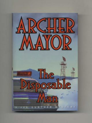 The Disposable Man - 1st Edition/1st Printing