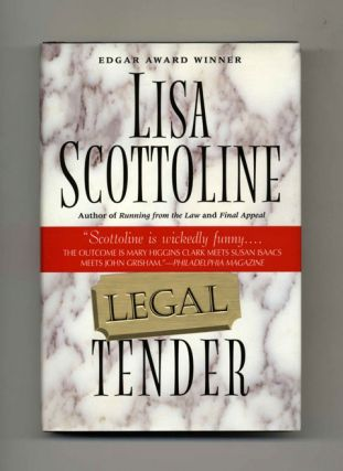 Legal Tender - 1st Edition/1st Printing