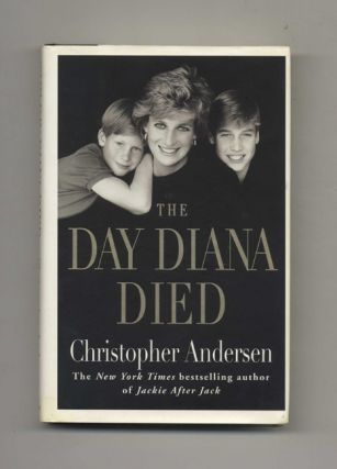 The Day Diana Died - 1st Edition/1st Printing