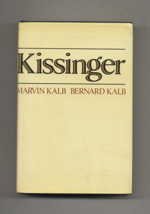 Kissinger - 1st Edition/1st Printing