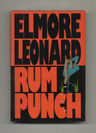 Rum Punch - 1st Edition/1st Printing