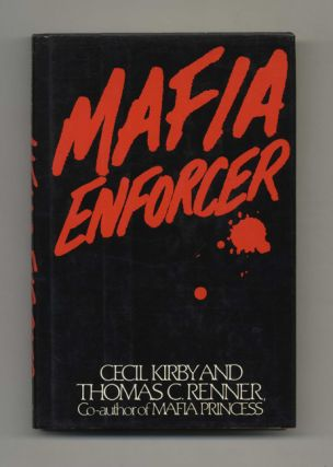 Mafia Enforcer - 1st Edition/1st Printing