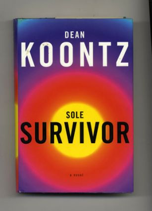 Sole Survivor - 1st Edition/1st Printing
