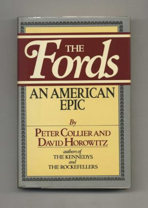 The Fords, An American Epic - 1st Edition/1st Printing