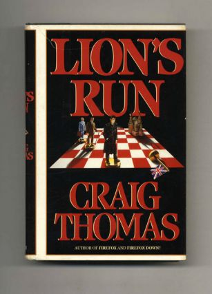 Lion's Run - 1st Edition/1st Printing