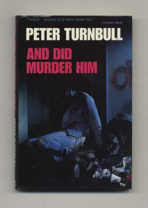 And Did Murder Him - 1st Edition/1st Printing