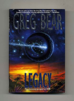 Legacy - 1st Edition/1st Printing