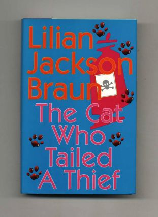 The Cat Who Tailed a Thief - 1st Edition/1st Printing
