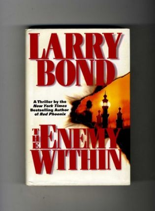 The Enemy Within - 1st Edition/1st Printing