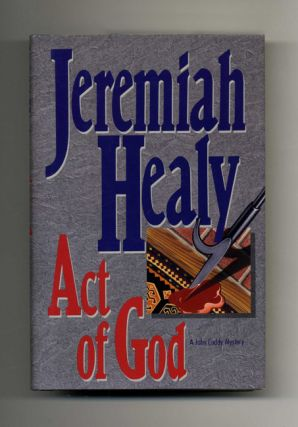 Act of God - 1st Edition/1st Printing