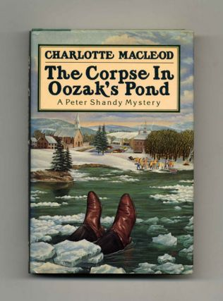 The Corpse in Oozak's Pond - 1st Edition/1st Printing