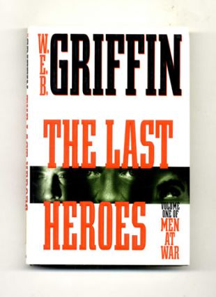 The Last Heroes - 1st Edition/1st Printing