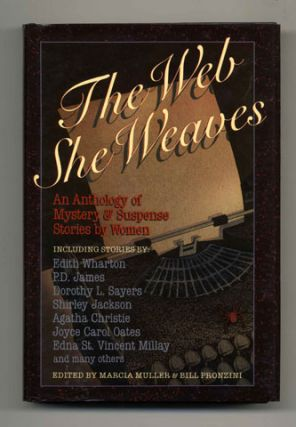 The Web She Weaves: An Anthology of Mystery & Suspense Stories by Women