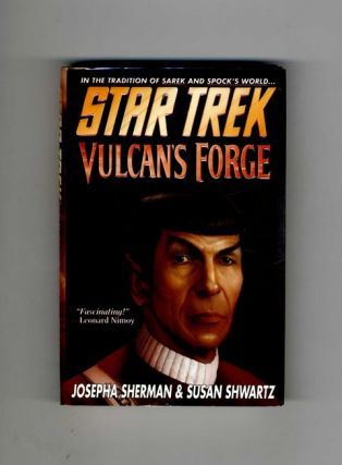Vulcan's Forge - 1st Edition/1st Printing