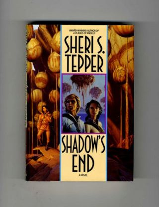 Shadow's End - 1st Edition/1st Printing