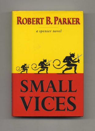 Small Vices - 1st Edition/1st Printing