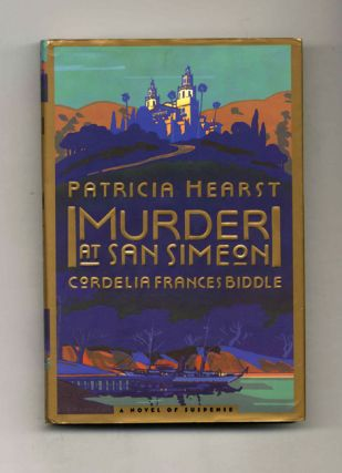 Murder at San Simeon - 1st Edition/1st Printing