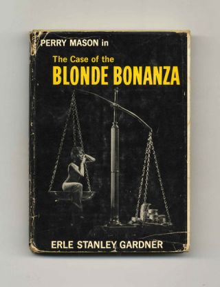 The Case of the Blonde Bonanza - 1st Edition/1st Printing