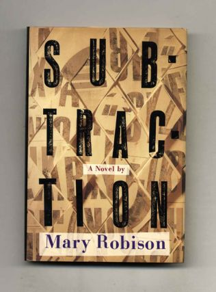 Subtraction - 1st Edition/1st Printing