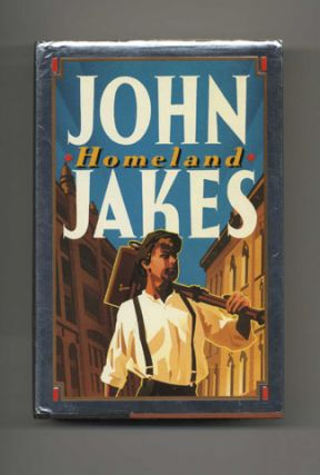 Homeland - 1st Edition/1st Printing