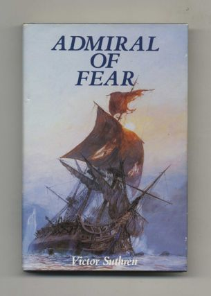 Admiral of Fear - 1st US Edition. Victor Suthren
