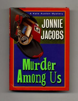 Murder Among Us - 1st Edition/1st Printing