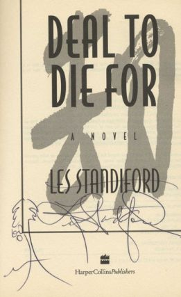 Deal to Die for - 1st Edition/1st Printing