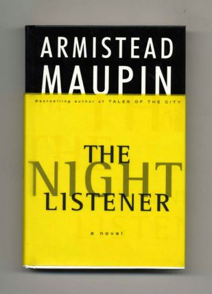 The Night Listener - 1st Edition/1st Printing