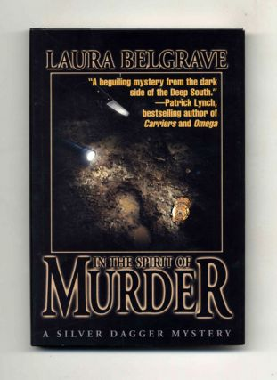 In the Spirit of Murder - 1st Edition/1st Printing. Laura Belgrave