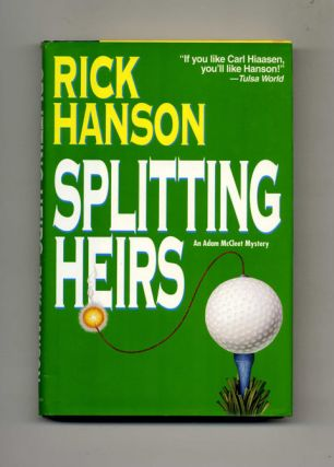 Splitting Heirs - 1st Edition/1st Printing