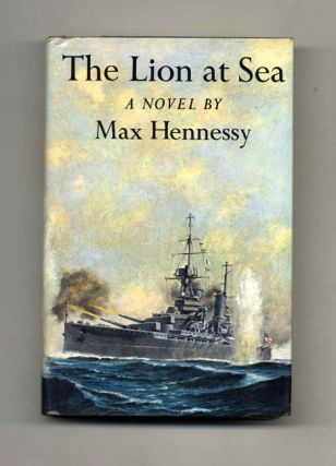 The Lion at Sea - 1st US Edition/1st Printing