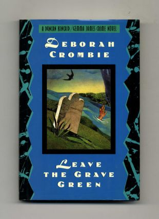 Leave The Grave Green - 1st Edition/1st Printing