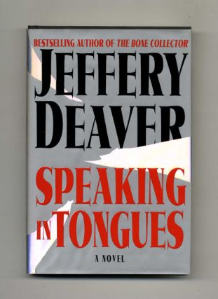 Speaking in Tongues - 1st Edition/1st Printing