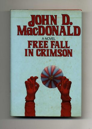 Free Fall in Crimson - 1st Edition/1st Printing
