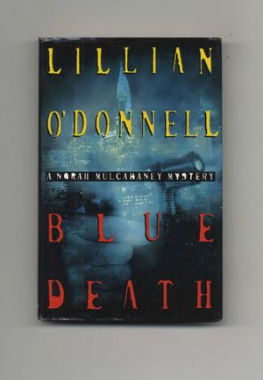 Blue Death - 1st Edition/1st Printing