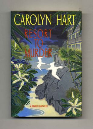Resort to Murder - 1st Edition/1st Printing