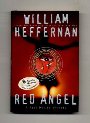 Red Angel - 1st Edition/1st Printing