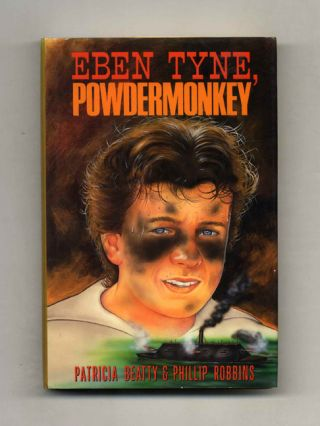 Eben Tyne, Powdermonkey - 1st Edition/1st Printing