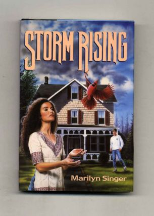 Storm Rising - 1st Edition/1st Printing. Marilyn Singer